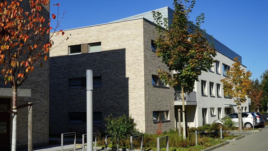 Eröffnung Wohnanlage Heinrich-Heine-Strasse