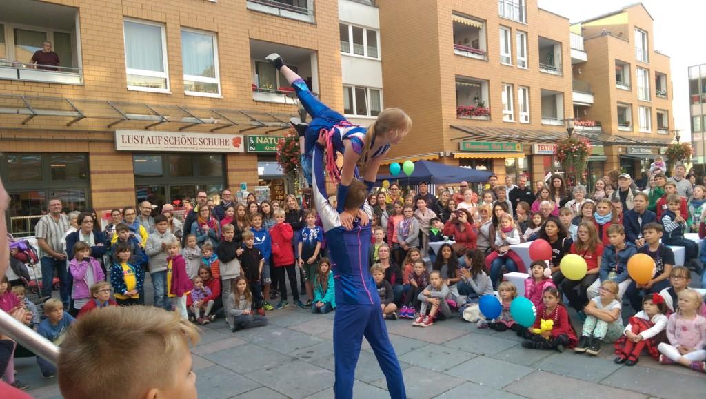 Das Kleinmachnower Kinderfest 2017
